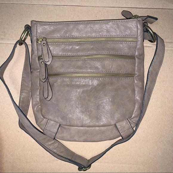 Multi Pocket Crossbody Bag